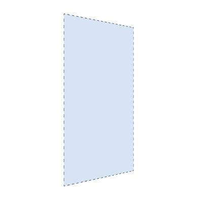 Glasplaat 12 mm dik bestellen