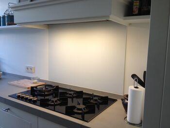 Glad Keuken Achterwand : Gratis tips voor glazen keukenachterwanden glazz