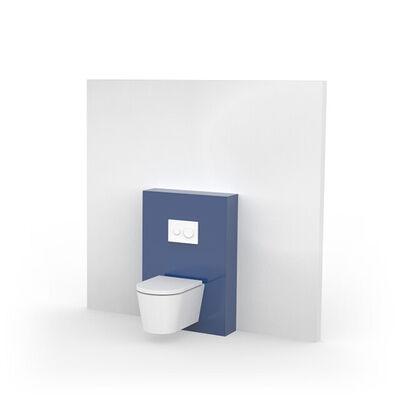 Achterwand toilet