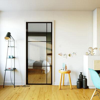 Glazen deur design 3