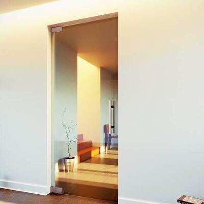 Glazen taatsdeur met onder- en bovenschoen