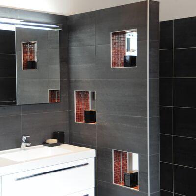 Spiegel op maat badkamer