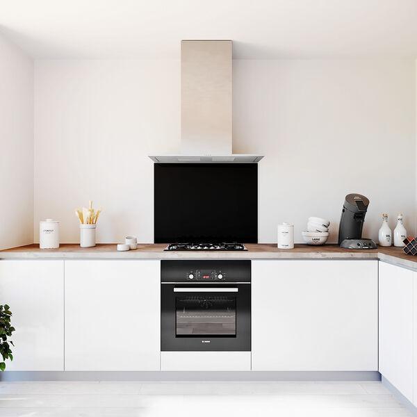 Achterwand keuken 900x700zwart-hoogglans
