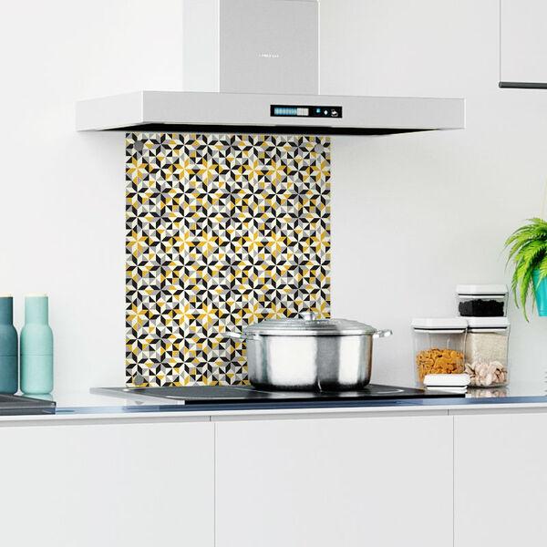 keukenachterwand-met-patroon-6x7-puzzel-geel