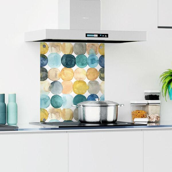 keukenachterwand-met-patroon-6x7-rondjes