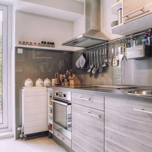 Fabulous Glazen keukenachterwand op maat | inmeten met 100% pasgarantie #HO42