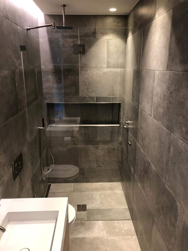 douchewand-met-deur