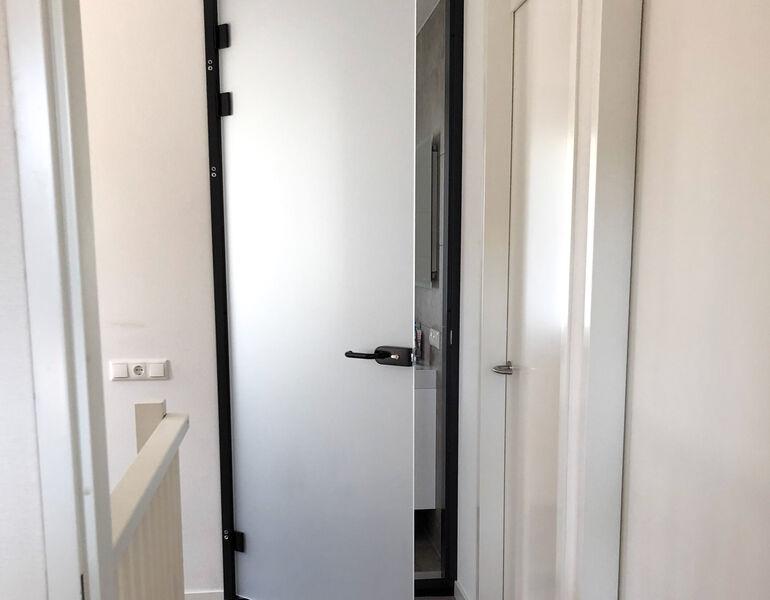Aanslagdeuren