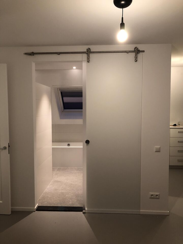 Glazen schuifdeur voor badkamer (6)