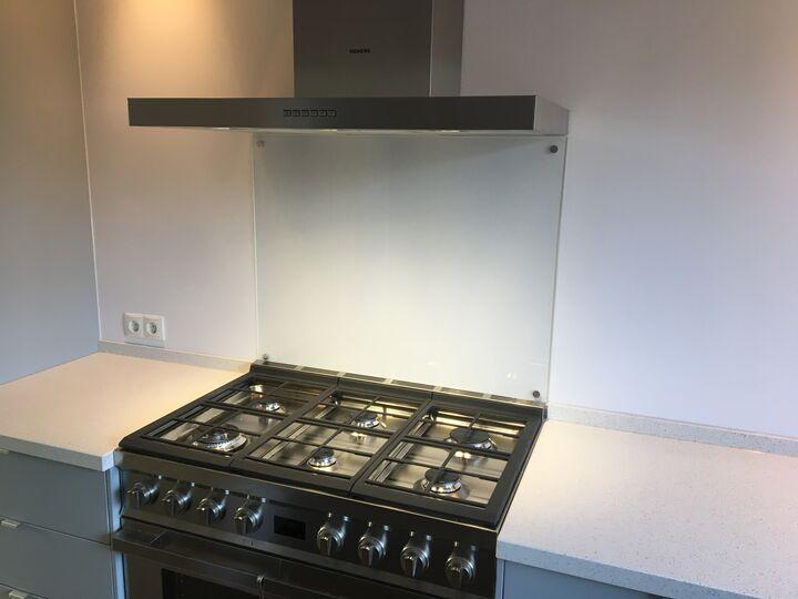 Keuken achterwand idee