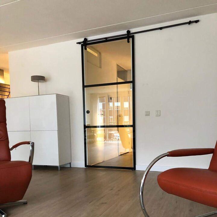 Loftschuifdeur voor woonkamer