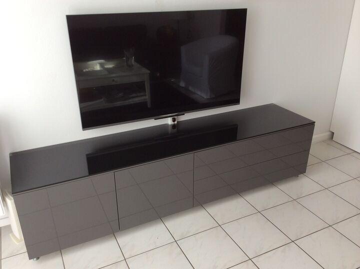 Meubelplaat tv kast